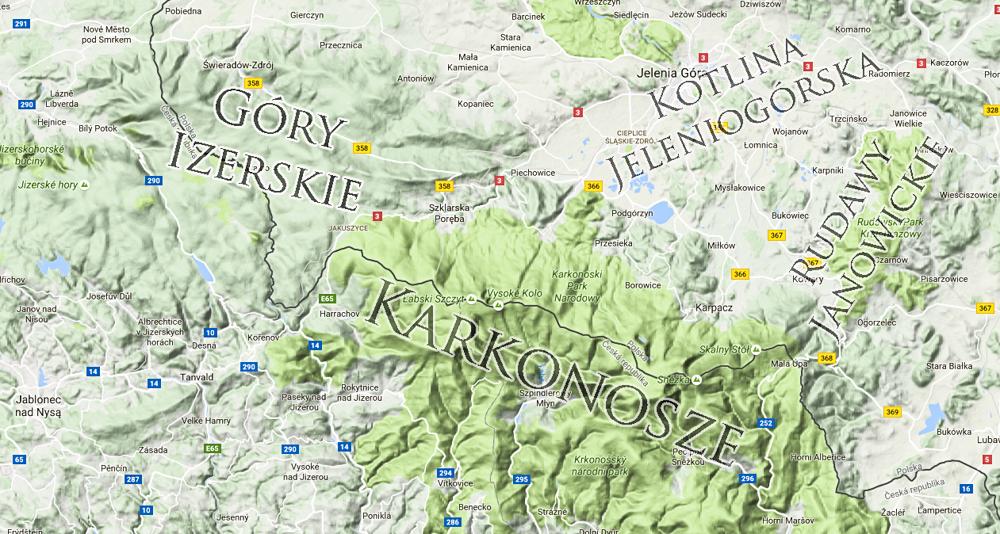 Zaplanuj wycieczkę po pięknych Karkonoszach i okolicy