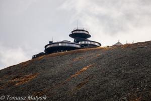 Obserwatorium-schronisko Śnieżka