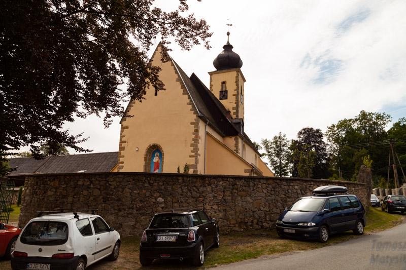Kościół Przemienienia Pańskiego w Staniszowie