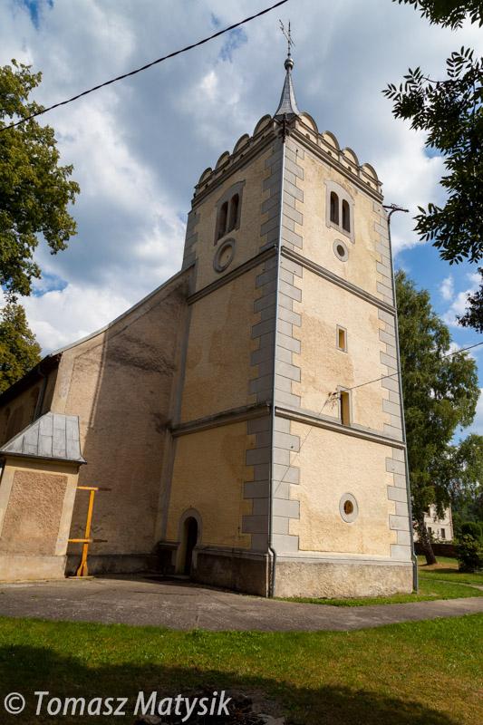 Kościół św. Jadwigi w Karpnikach