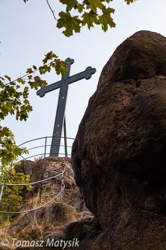 Szczyt Krzyżna Góra