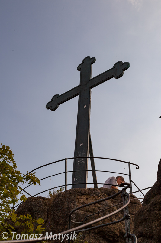Punkt widokowy Krzyżna Góra