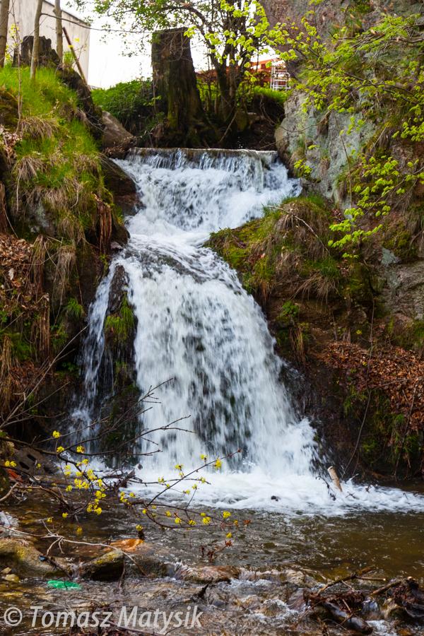 Wodospad Piszczaka