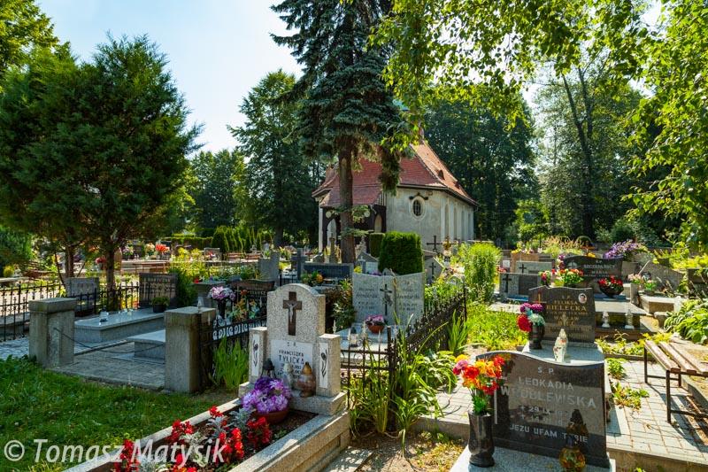Stary cmentarz w Kowarach