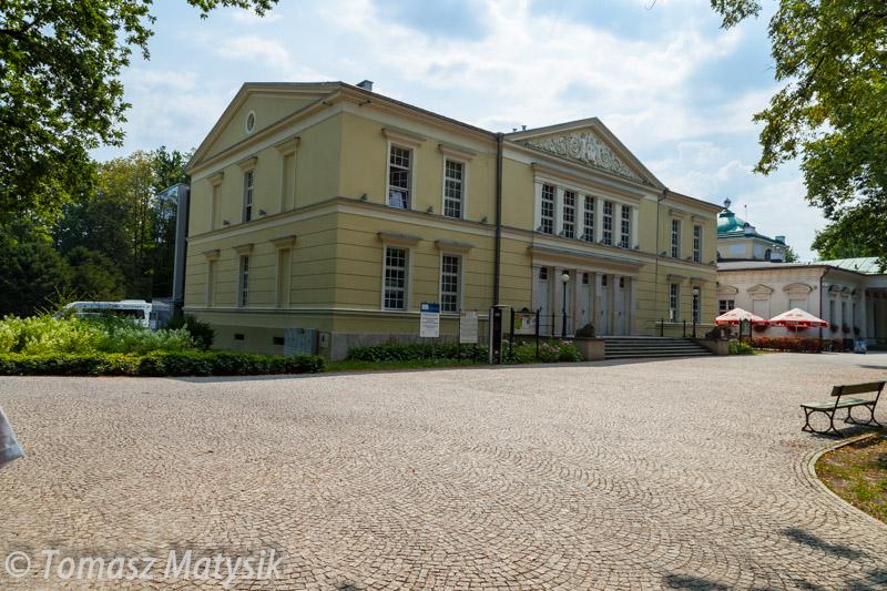 Teatr Zdrojowy w Cieplicach