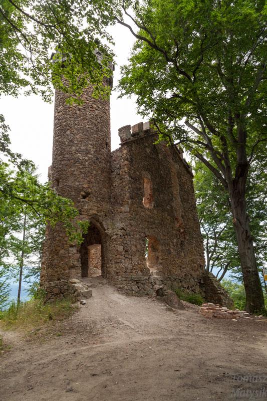 Ruiny Zamku Ksiecia Henryka