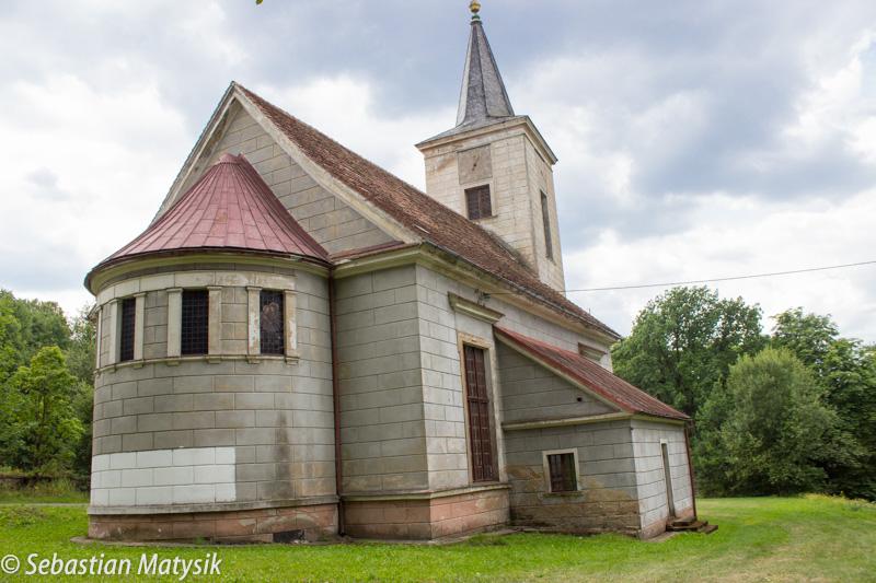 Kościoł pw. Narodzenia św. Jana Chrzciciela