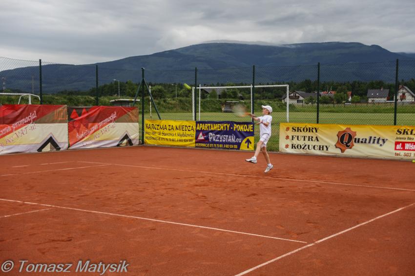 Korty tenisowe Mysłakowice