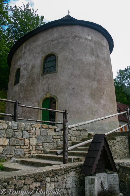 Kaplica św. anny w Sosnówce