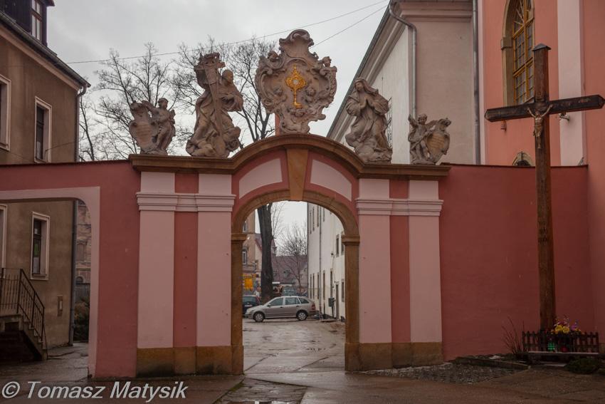 Dawny Klasztor Cystersów