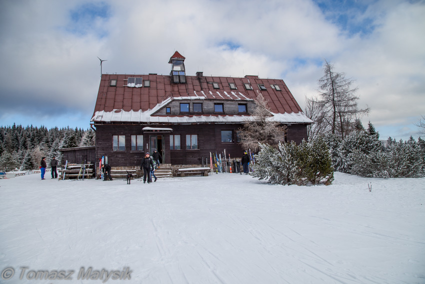 Chata Górzystów