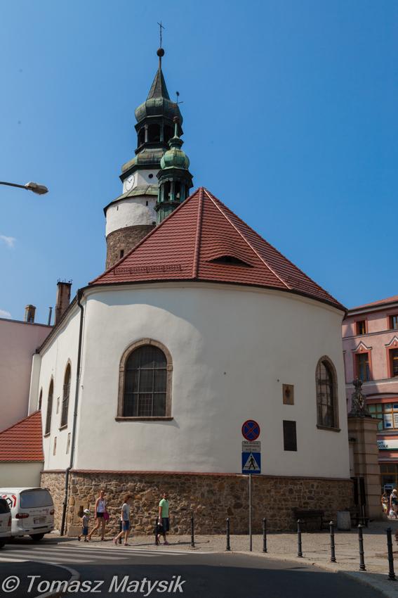 Kaplica św. Anny Jelenia Góra