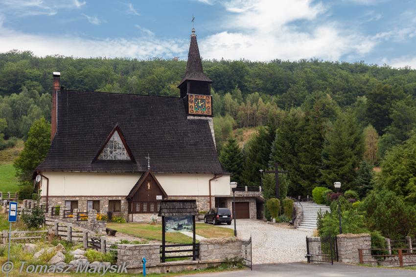 Parafia Miłosierdzia Bożego w Jagniątkowie