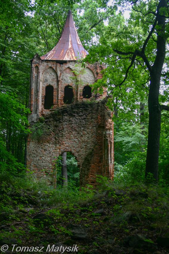 Ruina Opactwa w Bukowcu