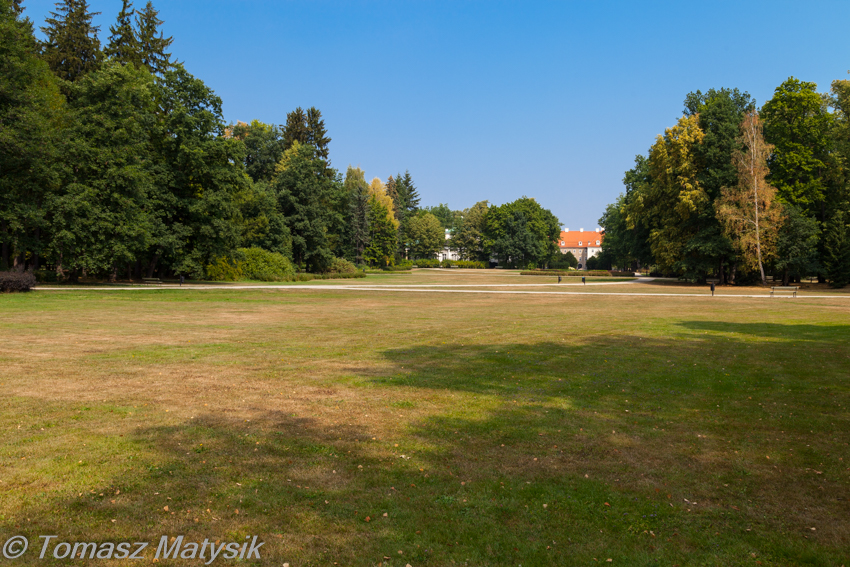 Park Zdrojowy Cieplice