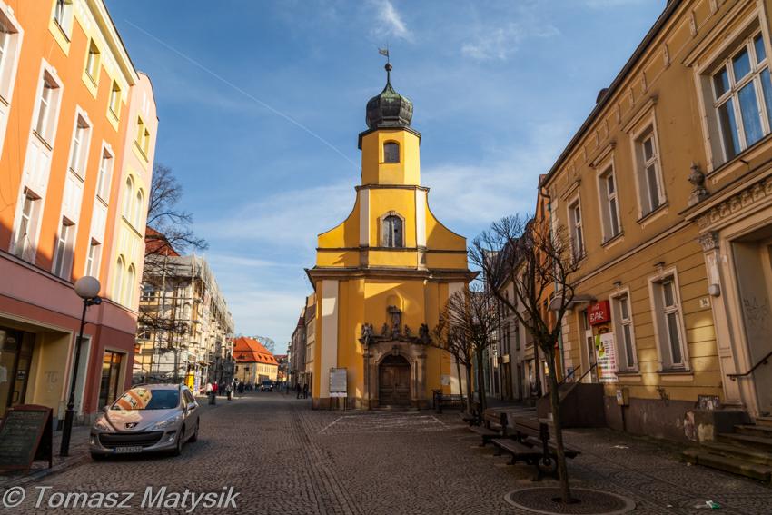 Cerkiew św św. Piotra i Pawła.