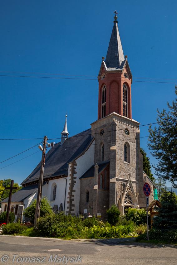 Kościół pw. św. Jadwigi w Miłkowie