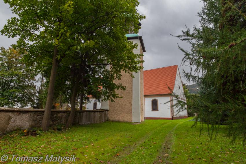 Kościół św. Marcina w Sobieszowie