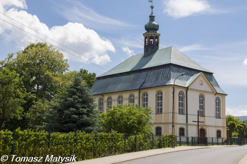 Kościół Matki Boskiej Częstochowskiej w Podgórzynie