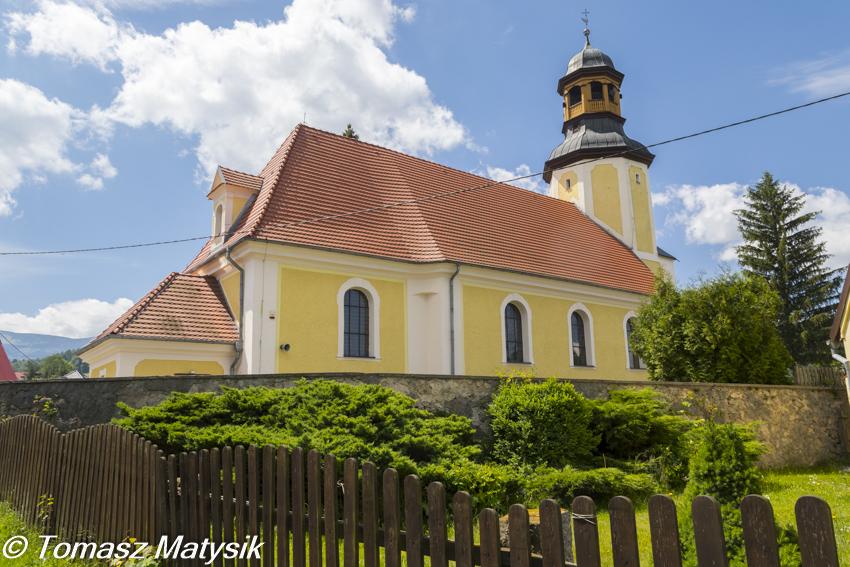 Kościół Św. Trójcy w Podgórzynie