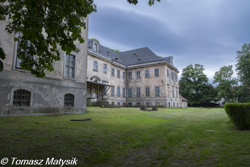 Pałac Gersdorfów w Pobiednej