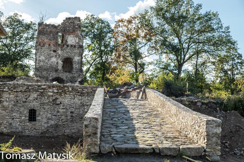 Zamek w Starej Kamienicy